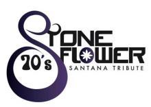 logo stone flower